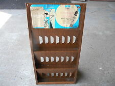Mopar Display Rack For Touch Up Paint Sticks - 1983 Model Year Color