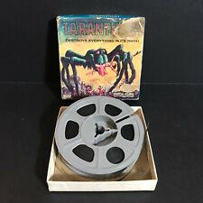 Tarantula Destroys Vintage 8mm Horror Film Reel Sci-Fi Monster Movie Castle