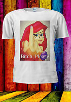 Disney Princess Ariel B*tch, Please T-shirt Vest Tank Top Men Women Unisex 492