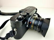 Leica M-P (typ 240) camera w Summilux-M 35mm f1.4 ASPH lens alt Leica for M10