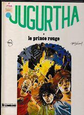 Jugurtha vol 8 : Le prince rouge- Réédition