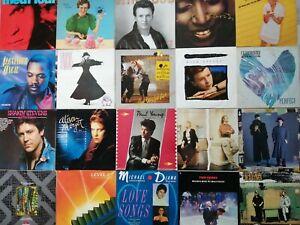 """Vinyl Records Job Lot LPs & 12"""""""