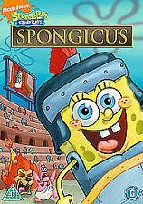Spongebob Squarepants - Spongicus (DVD, 2011)