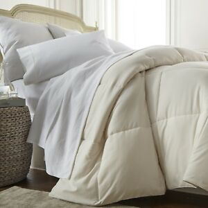Hotel Collection - Premium Goose Down Alternative Comforter - 6 colors by iEnjoy
