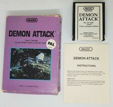 Demon Attack - Game For Atari 2600 Complete *vintage* FAST FREE TRACKED POST