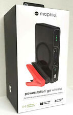 mophie Wireless Portable Jump Starter for Car and AC Outlet - 401105901 - Black