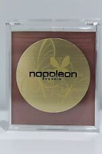 "NAPOLEON PERDIS Blush Compact ""Terracotta Bronze"" Limited Edition Valued at $69"