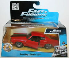 Voitures, camions et fourgons miniatures rouge Jada Toys Fast & Furious