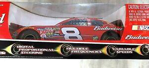 DALE EARNHARDT JR #8 1:6 SCALE NASCAR BUDWEISER RC CAR 3 FT LONG new original