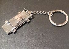 OFFICIAL LOTUS ESPRIT SUBMARINE SILVER METAL KEYRING JAMES BOND 007 GIFT NEW