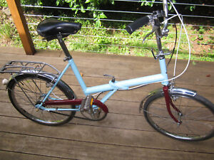 Raleigh 20 Vintage Bicycle