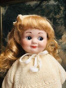 Antique Armand Marseille Reproduction Googly Doll 323