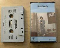 Billy Joel - 52nd Street Cassette  RARE Holland 40-83181