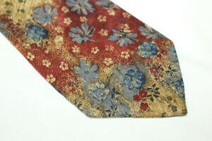 CONTE SAN GIORGIO Silk tie Made in Italy F16294