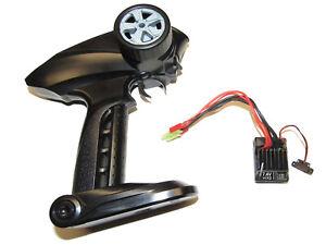 Redcat Danchee Ridgerock 4x4x4 2.4Ghz Pistol Grip TX 3 in 1 Receiver ESC