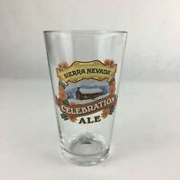 SIERRA NEVADA CELEBRATION ALE Pint Beer Glass  Fast Shipping