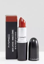 New MAC MATTE Lipstick Full Size Marrakesh