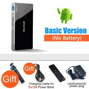 Mini Pocket Pico Portable Beamer BYINTEK P10 Smart LED Projector for Smartphones