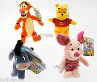 Peluche Winnie The Pooh Originali Disney Ih-Oh Tigro Winnie the Pooh Pimpi 20 cm