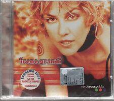 IRENE GRANDI VERDE ROSSO E BLU VERDEROSSOBLU CD SIGILLATO!!!