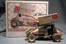 2001 DALE BLANEY # 10 RACED DIRTY VERSION U S PRINT MBNA R&R 1:25 SPRINT CAR GMP
