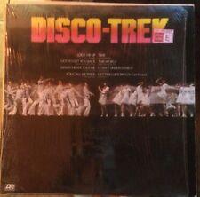 DISCO TREK K30056 FABRICADO EN UK VINILO 33T LP