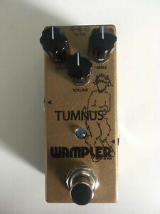Wampler TUMNUS Pedals Tumnus Overdrive - Brown