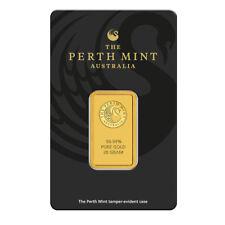 20 Gramm Goldbarren Perth Mint Gold 999,9 Feingold Barren