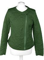 New Womens Green NEXT Jacket Coat Size 18 12 RRP £65