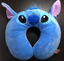 Primark Disney Lilo & Stitch Blue Neck Support Travel  Pillow