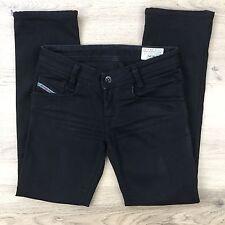 Diesel Newz Reg Slim Straight Stretch Womens Jeans Size 24 Actual W28 L27.5 (T2)