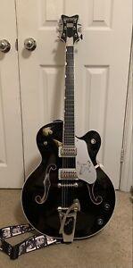 Gretsch Silver Falcon Electric Guitar (G6136TSL)