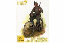 HaT 8276 1/72 WWI German Jäger Bicyclists Hät