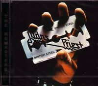CD (NEU!) JUDAS PRIEST - British Steel (dig.rem.+2 Breaking the Law United mkmbh