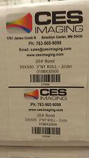 """2 Rolls 30""""x500' Bond Plotter Paper KIP OCE Xerox Ricoh"""
