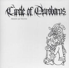 Circle of Ouroborus - Avain Ja Veitsi CD 2010 experimental Finland Kuunpalvelus