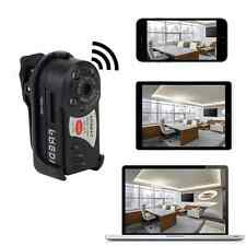 720p HD WiFi Motion Activated Mini Hidden Spy Camera Remote Access With Phone/Pc