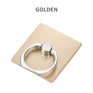Tablet iPad Mobile phone Mount Holder Fix Bracket Metal Ring Hook Square Shape