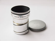 Leica Leitz Hektor 8.5cm F2.5 Rare Projector Lens. stock No. U6424