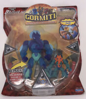 GORMITI The Invincible Lords Of Nature Battle Series 1Interchangeable Parts 2009