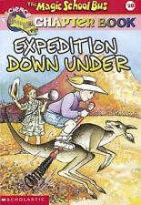 Expedition Down Under Magic School Bus Book #10