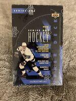 1993 Upper Deck Series 1 NHL Hockey Card Box 36 packs Factory Sealed