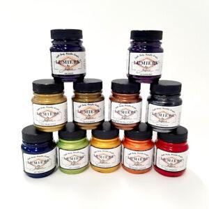 Jacquard Lumiere Metallic Acrylic Paint - Light Body - 70 ml - Choose Colour
