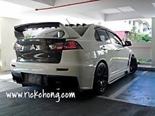 2008 TO 2017 MITSUBISHI LANCER RALLIART GTS EVO X CUSTOM SPOILER CARBON FIBER