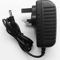 UK Plug AC TO DC 12V 2A Power Supply Adapter for CCTV Security Camera New