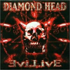 DIAMOND HEAD - Evil Live  (2-CD) DCD