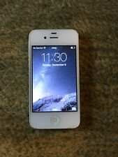 Apple iPhone 4s - 8GB - White (Sprint) A1387 (CDMA + GSM)