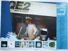 MIKE OLDFIELD  1980  TOUR - orig. Concert Poster - Konzert Plakat  A1  NEU