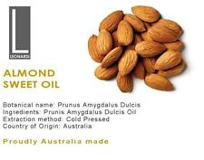 ALMOND OIL SWEET 100% PURE NATURAL BASE CARRIER OIL 1 Litre