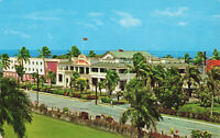 "Rare Lovely Vintage Postcard - ""Grand Pacific Hotel"" - Fiji (1962)."